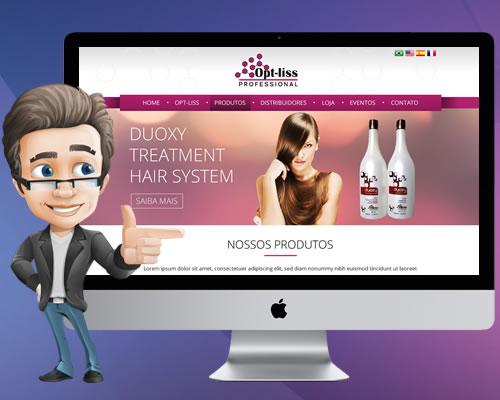 criacao-site-optliss